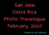 San Jose, Costa Rica (February 2007)