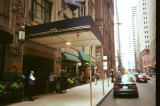 Club Quarters Hotel (located in the Loop) was a good choice for a centrally-located hotel.