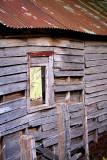 Old shack detail