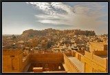 Jaisalmer, a Citadel on the Threshold of the Thar Desert.