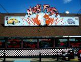 Nifty 50s diner in North Philadelphia