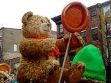 Bear on Market Street
