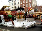 Follow that snowman
