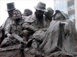 Famine memorial at Penns Landing in Philadelphia.jpg