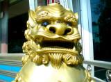 Dragon dog at Babylon diner
