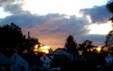 A Merrick sunset