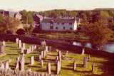 Scottish graveyard
