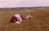 Donna at Stonehenge