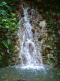 Longwood waterfall
