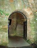 Doorway to the tower
