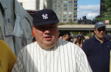 Yankees FanFest at Lincoln Center, 2007