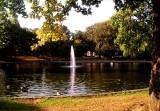 Bowne Park in Flushing