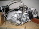 YG1 Engine Repair and Assembly