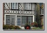 Half-timberd house