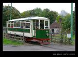 Passing Tram, Black Country Museum