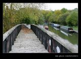 Canal Foot Bridge, Black Country Museum