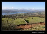 Lake Windermere from Orrest Head #1, Lake District