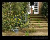 Gazebo Stairway, Hidcote Manor