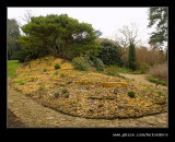 Cotswold Stone Rockery, Hidcote Manor