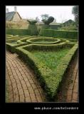 Fuschia Garden #1, Hidcote Manor