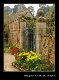 The Old Garden Gates, Hidcote Manor