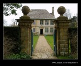 Gateway to Snowshill Manor