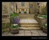 Cotswold Stone Steps #1, Snowshill Manor