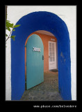 Private Entrance to Lower Pilot, Portmeirion 2007