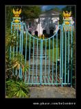 Gates to The Unicorn, Portmeirion 2007