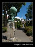 Hercules Statue #1, Portmeirion 2007