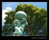 Hercules Statue #2, Portmeirion 2007