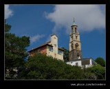 Bell Tower from the Quayside, Portmeirion 2007