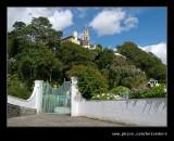 Gates to Anchor & Fountain, Portmeirion 2007