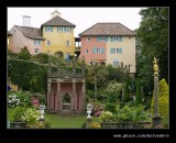 View from the Piazza, Portmeirion 2007