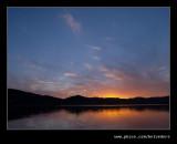 Knysna Lagoon Sunset #1