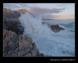 Hermanus Stormy Sea #2