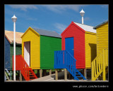 Muizenberg Beach Huts #01