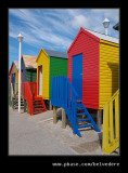 Muizenberg Beach Huts #02