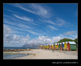Muizenberg Beach Huts #03