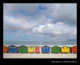 Muizenberg Beach Huts #05