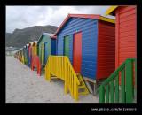 Muizenberg Beach Huts #06