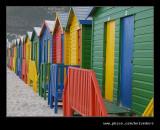 Muizenberg Beach Huts #07