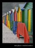 Muizenberg Beach Huts #08