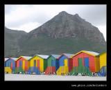 Muizenberg Beach Huts #09
