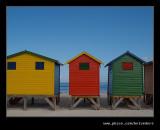 Muizenberg Beach Huts #10