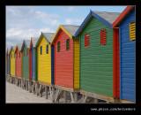 Muizenberg Beach Huts #11