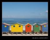 Muizenberg Beach Huts #12
