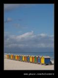 Muizenberg Beach Huts #13