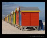 Muizenberg Beach Huts #15