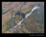 Victoria Falls Helicopter Flight #08